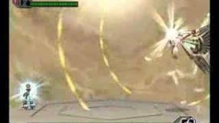 Megaman X8 Final Boss Lumine Hard Mode no damage