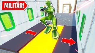 Militär Ausbildungs Deathrun in Fortnite!