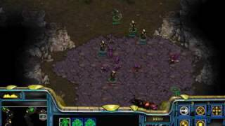 "Speed Run: ""Escape from Aiur"" in 2:40 (StarCraft Brood War) Thumbnail"