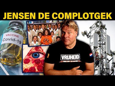 JENSEN DE COMPLOTGEK - DE JENSEN SHOW #204