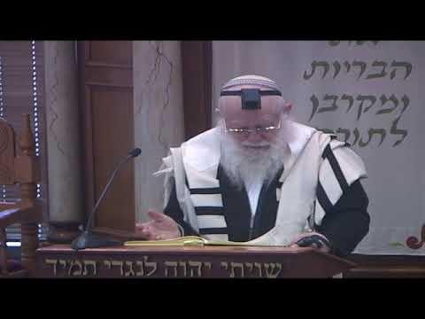 הלכה יומית | מקום התפילה הטוב ביותר - בבית הכנסת | הרב דב ביגון