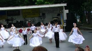 Ballroom Dancing - Yonkers Ukrainian Festival 2012