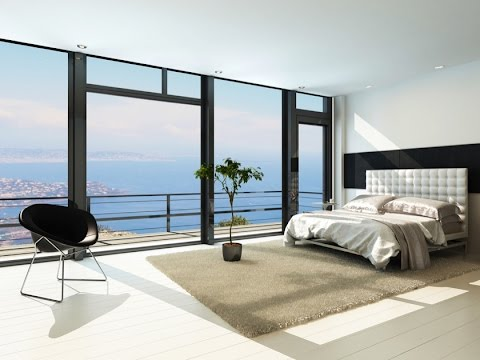 Modern Master Bedroom Interior Design Ideas