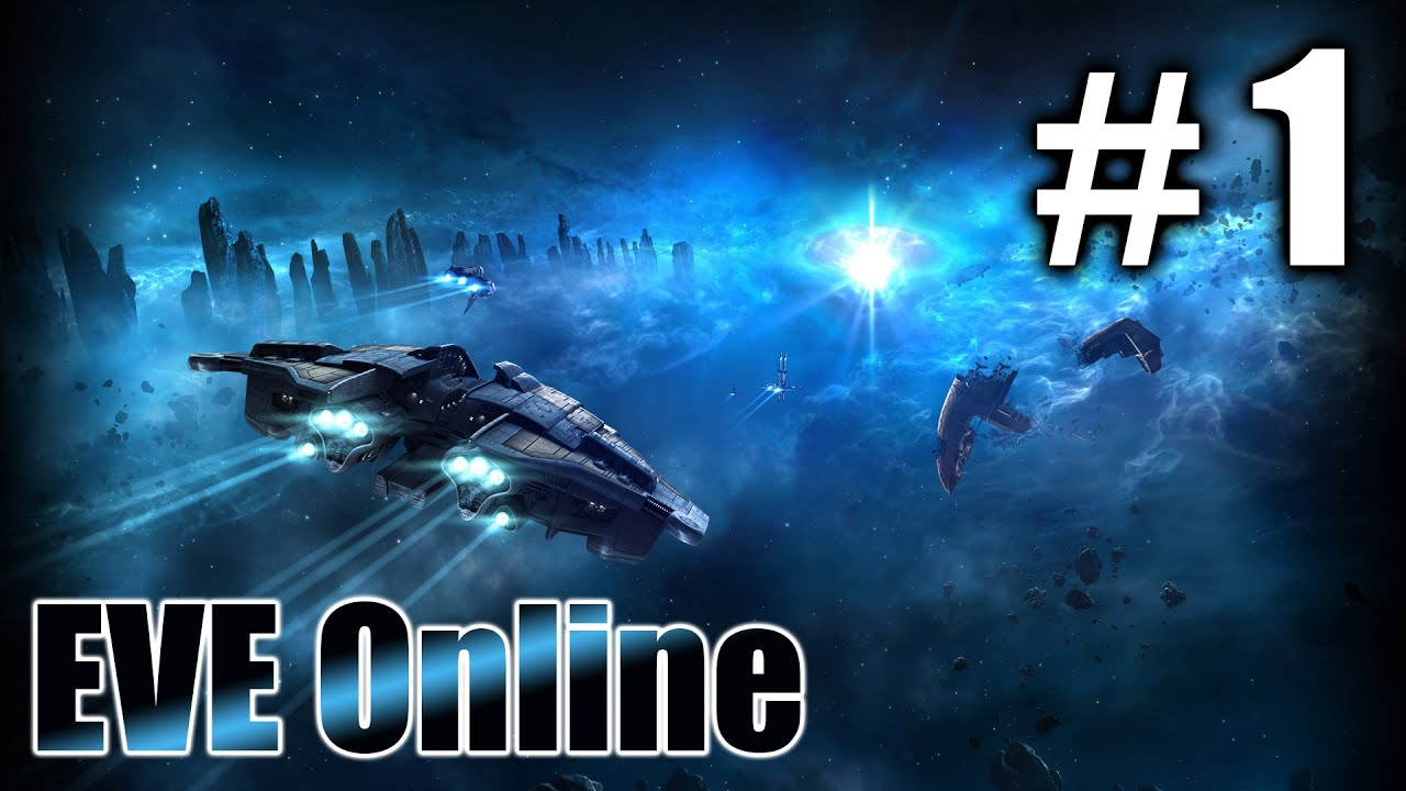 Eve online начало игры - ced65