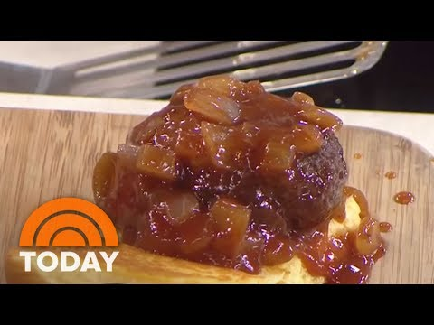 Whiskey-Spiked Barbecue Sliders With Colorful Coleslaw: Get Your Grill On! | TODAY