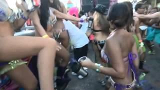 Trinidad And Tobago Carnival  Dance