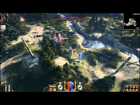 The Incredible Adventures of Van Helsing: Part 1 - A Lot of Wolves  