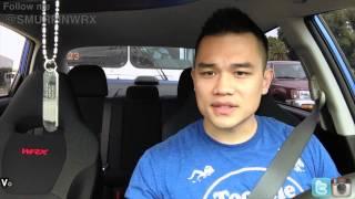 Is a Stick Shift A Good First Car (Manual Car) SUBARU WRX