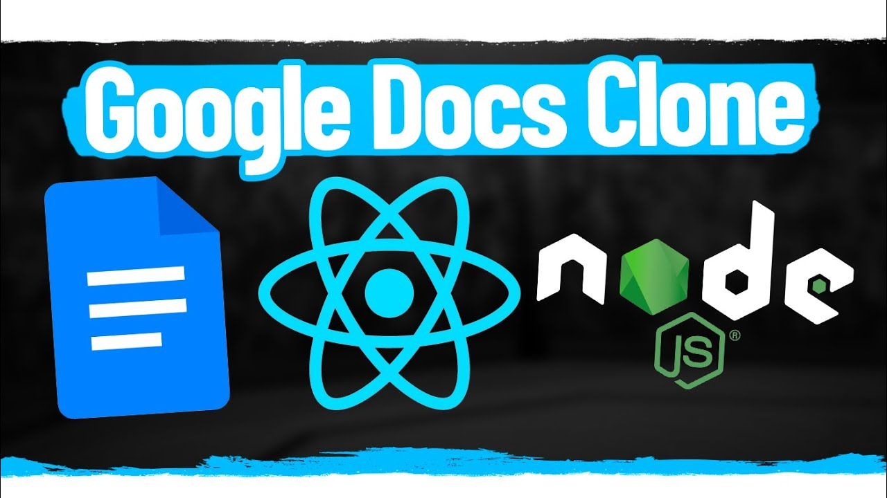 How To Build A Google Docs Clone With React, Socket.io, and MongoDB