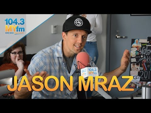 Jason Mraz Talks New Music, Taking His Dad On Tour & Feeling Plateaued As An Artist