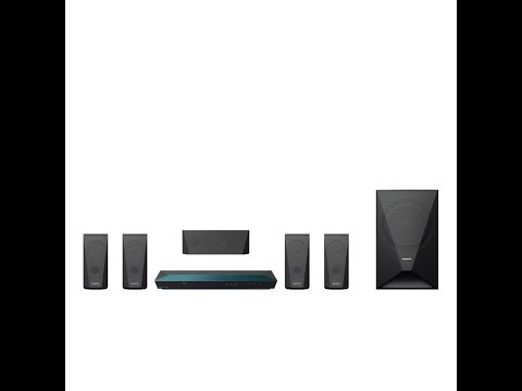 Sony BDVE3100 5 1 Channel Home Theater System