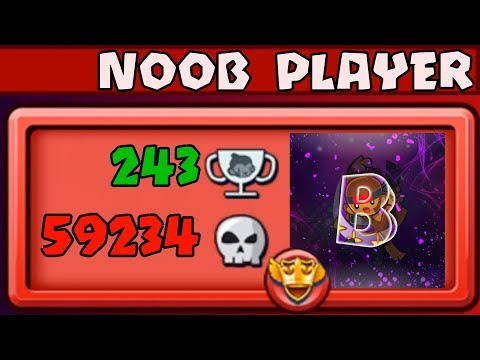 Over Confident = Losing Against A NOOB PLAYER? | Bloons TD Battles