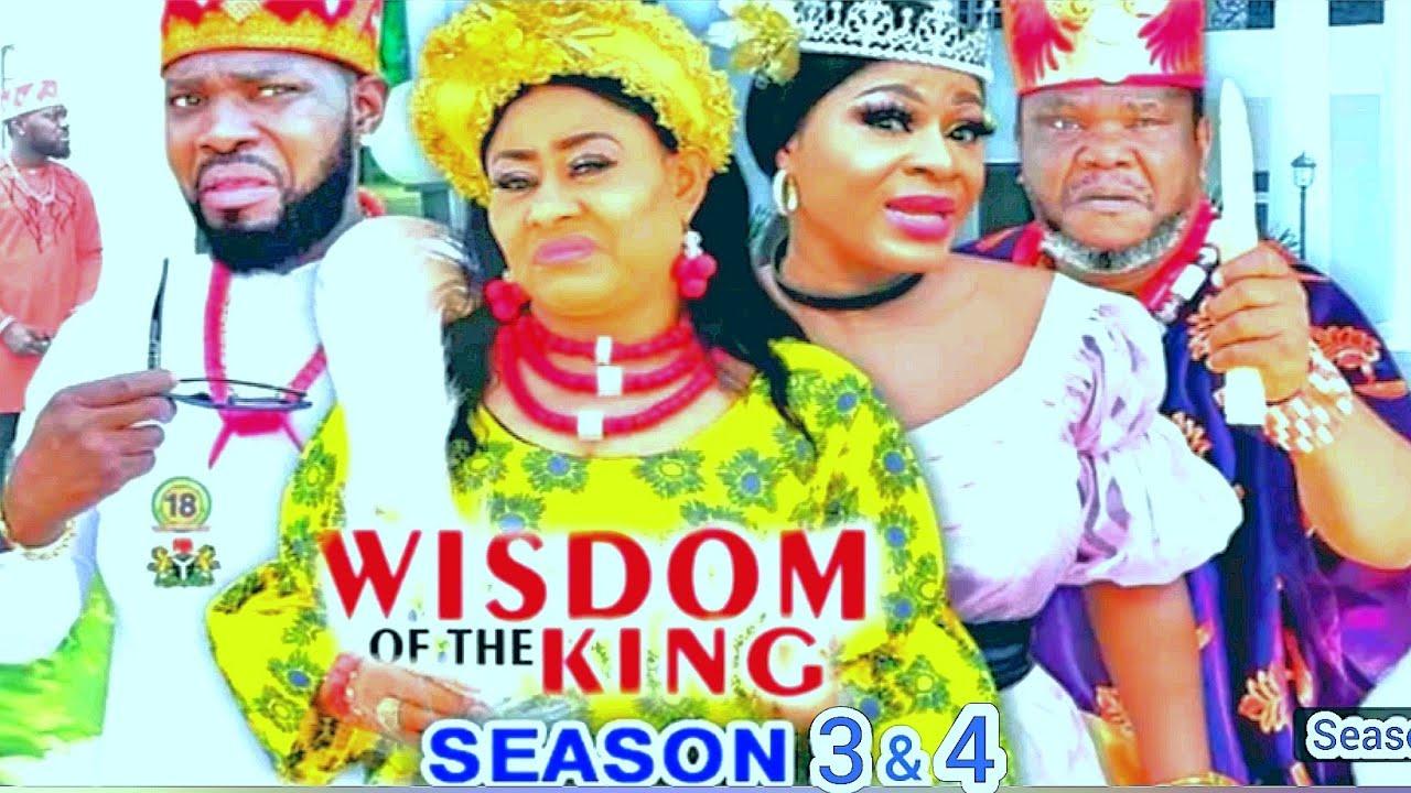 Download WISDOM OF THE KING SEASON 3&4 (New Hit Movie)- 2020 Latest Nigerian Nollywood Movie Full  HD