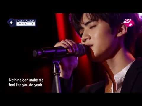 YAN AN (PENTAGON) - ♬ Nothing Like Us (Original artist Justin Bieber )