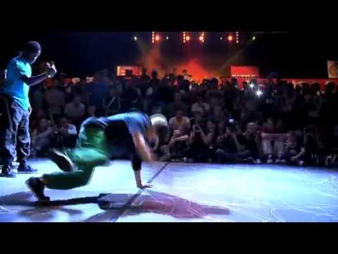 La mejor batalla de breakdance