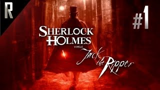 ◄ Sherlock Holmes vs Jack The Ripper Walkthrough - Fullscreen HD - Part 1