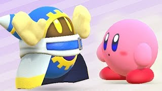 Kirby Star Allies All Title Screen Intros Animations Ver. 4.0.0 | Magolor Susie Taranza & 3 Mages