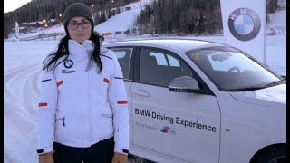 Krisse Aalto - BMW Winter Driving Experience I VLOG 07
