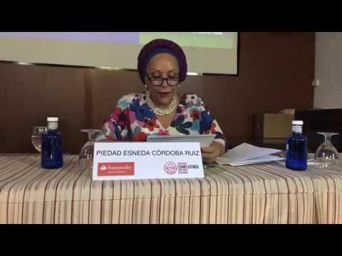 Intervención en los cursos de verano de la Universidad Complutense de Madrid