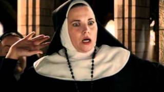 Repeat youtube video America Olivo as a Sexy Nun