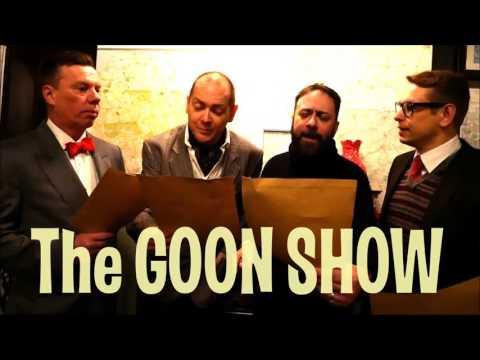 The Goon Show - Shut Up Eccles (cast)