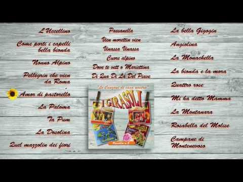 I Girasoli - Le Canzoni di Casa Nostra Vol 3