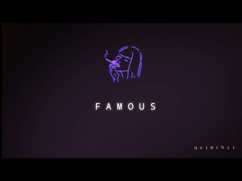 Sophie Rose - Famous (Lyric Video)