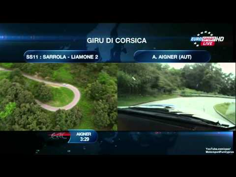 ERC 2013 France Day 2 - SS 11 Live - Part 1/3