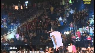 Kamikazee - Narda (live In Dubai 2014)