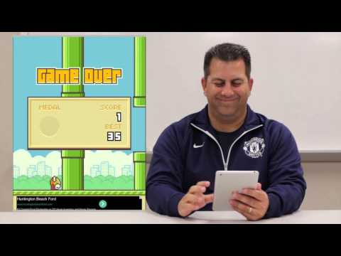Teachers React to Flappy Bird (February 2014)