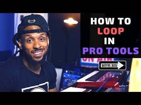 YOU NEED TO KNOW THIS | How To Loop In Pro Tools