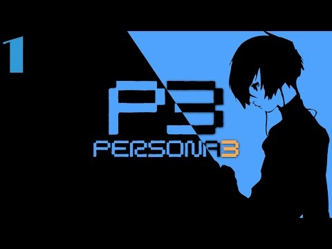 Persona 3 FES Walkthrough Gameplay Part 1 - No Commentary (PS2) [Full HD 60FPS]