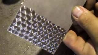 видео Затирка швов с эффектом блеска