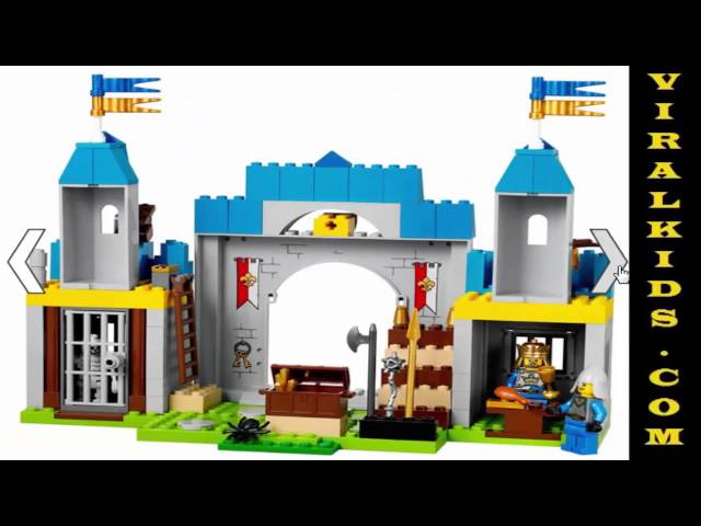 LEGO Knights' Castle Juniors 10676 - Building Kit | Alza.co.uk