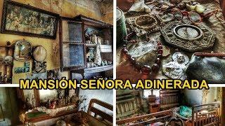 LA MANSIÓN ABANDONADA (construida en el año 1691 REAL) DE LA SEÑORA ADINERADA | Desastrid Vlogs