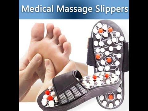 Miuhoks Foot Reflexology Slippers