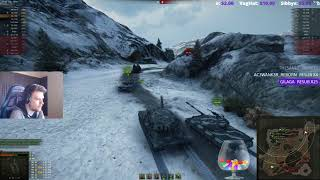 World of Tanks - 9.22 Obj 705A