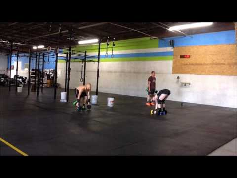 CrossFit Equity: Dumbbell DT