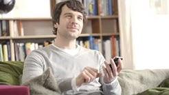 Entertain Remote Control App - TV hört aufs Wort