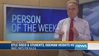 Person of the Week: Ogemaw Heights High School 10/14/19