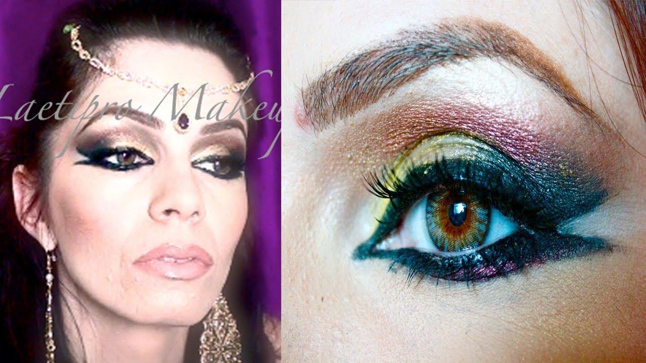 maquillage arabe