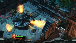 Temple of Light Fire Trap Challenge - Guardian of Light