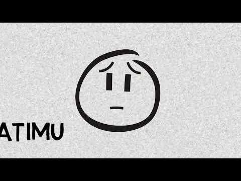 Hanin Dhiya - Kau Yang Sembunyi Lyrics (with Video Scribe)