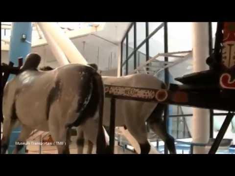 Museum Transportasi Taman Mini Indonesia Indah