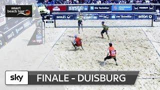 Das Männer-Finale in voller Länge | Duisburg - smart beach tour 2017