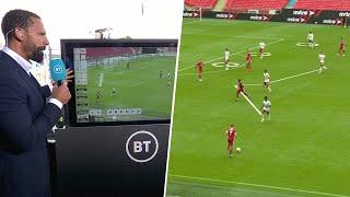 Rio Ferdinand breaks down Arsenal's defensive solidity under Mikel Arteta