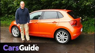 Volkswagen Polo 2018 review first drive video