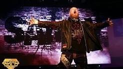 WWE Smackdown Superstar bei wXw 16 Carat Gold 2019 - Alexander Wolfe entrance