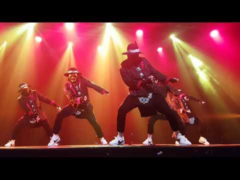 The KINJAZ Performance @ Arena Singapore 2018 (1080p 60fps)