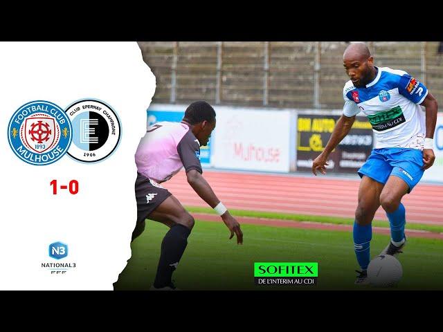 FC Mulhouse / Epernay (1-0)